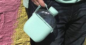 Jak nacpat zdravou láhev do kabelky ?