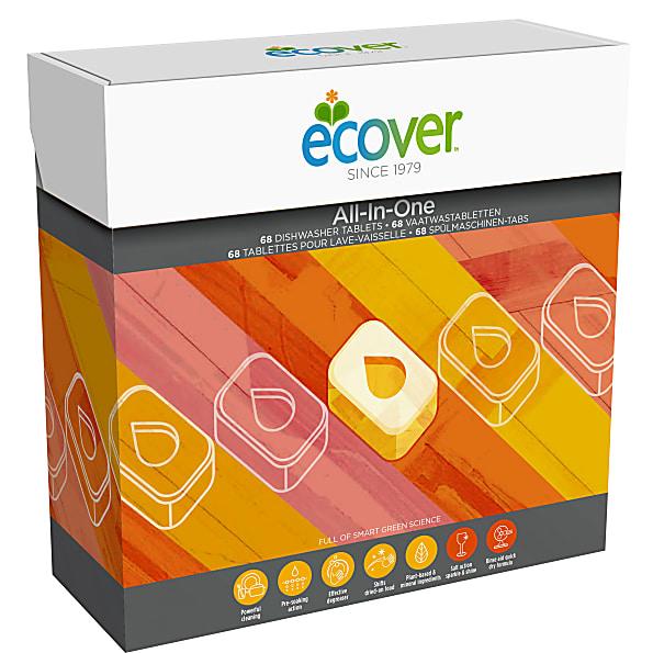 Ecover tablety do myčky All In One 1,3 kg 65 ks