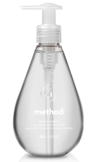 METHOD tekuté mýdlo - Sweet Water, 350ml