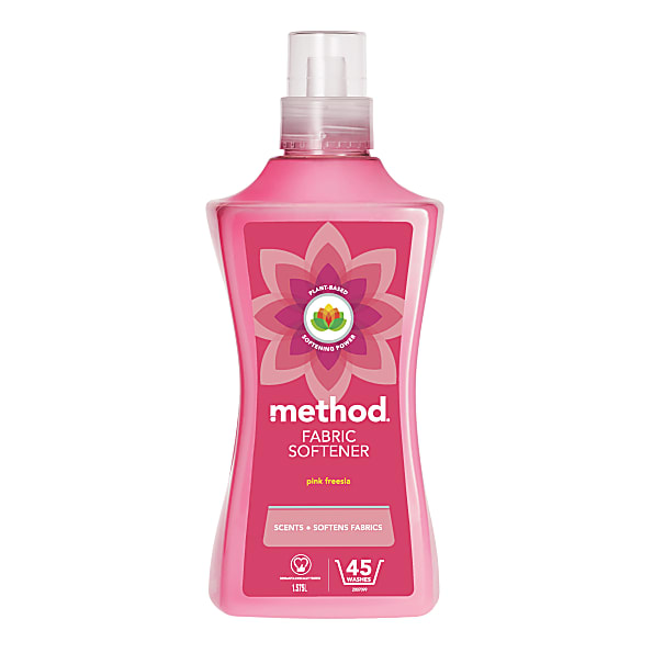 METHOD aviváž na praní 1,5l, 45PD, pink freesia