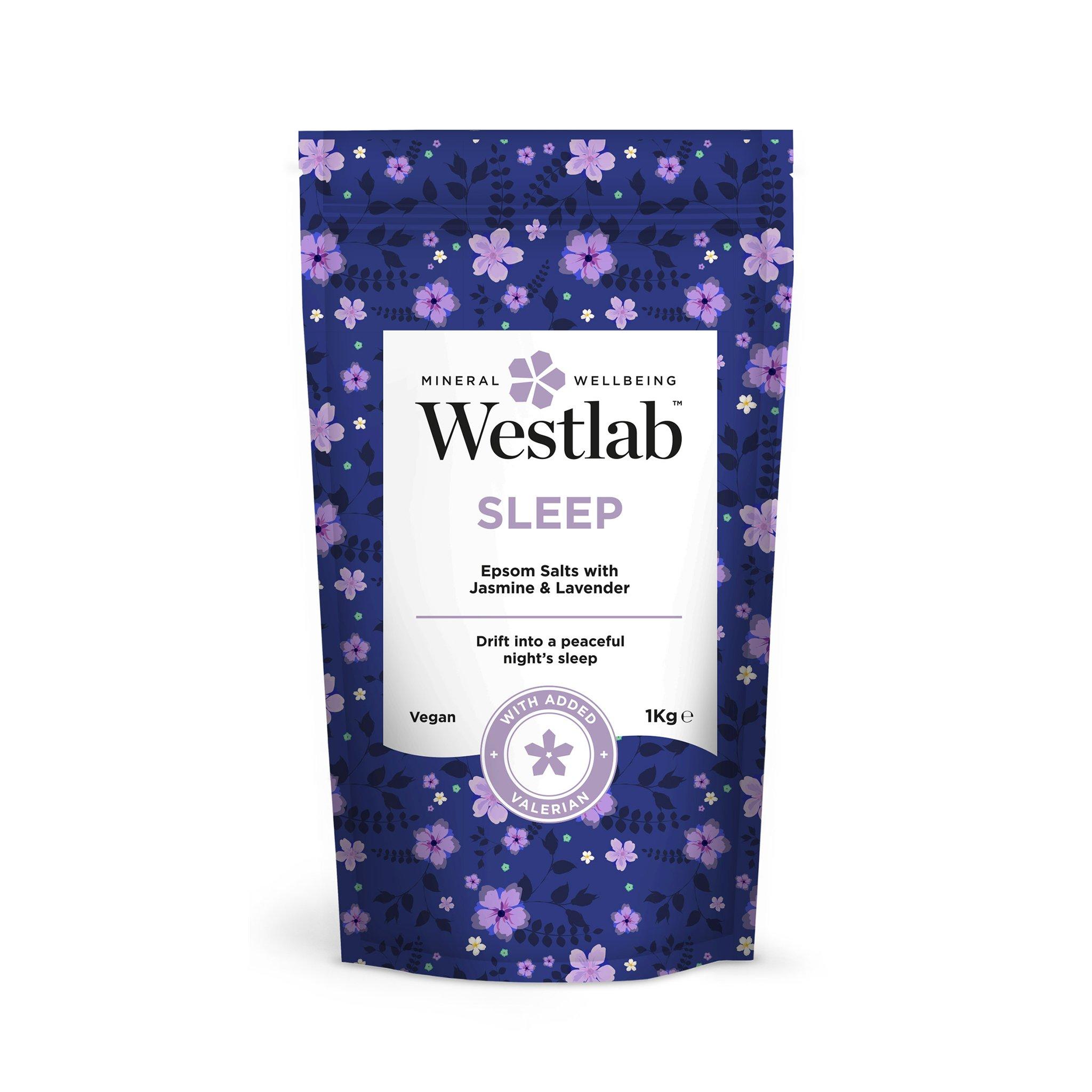 WESTLAB koupel SLEEP 1kg pro klidný spánek