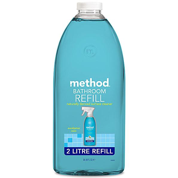 METHOD čistič koupelen 2L, náhr. balení
