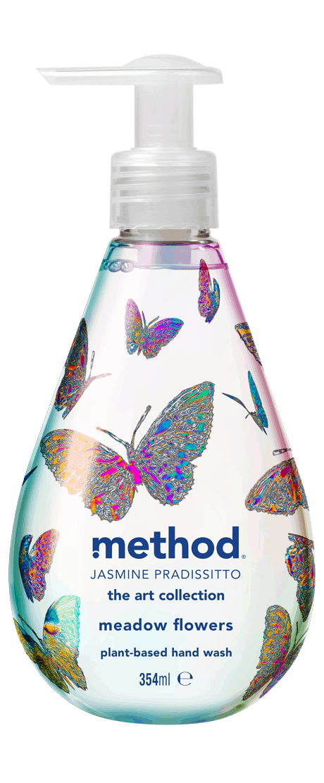 METHOD gelové mýdlo Meadow Flowers, 354ml