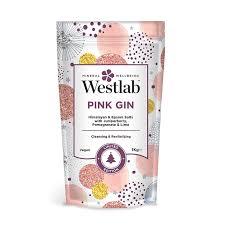 WESTLAB koupel Pink Gin 1kg (pro výjimečné příležitosti)