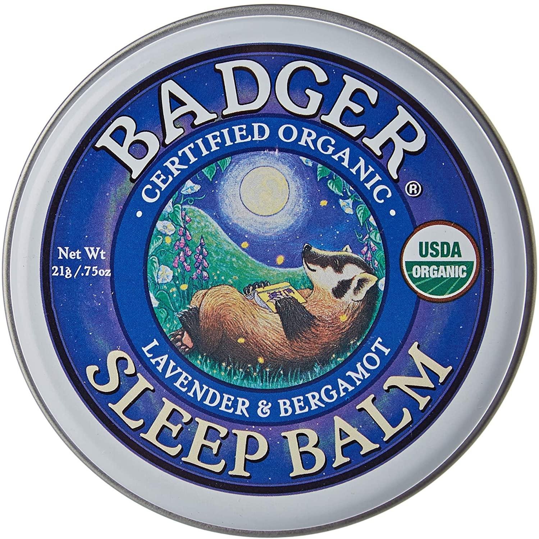 BADGER mini Sleep Balm 21g pro klidný spánek (EXP 03/2022)
