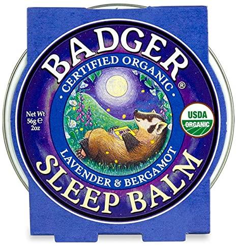 BADGER Sleep Balm 56g pro klidný spánek (EXP 01/2022)
