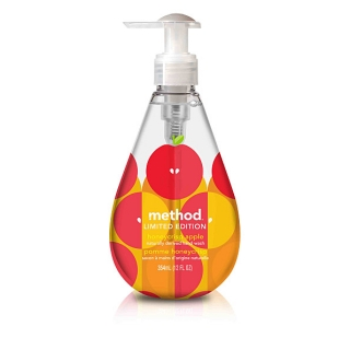 METHOD mýdlo Honey Apple 350ml