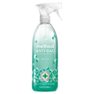 METHOD antibac na koupelny 830ml Water mint