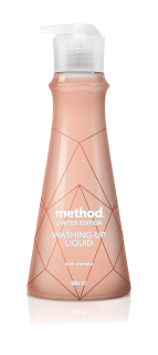 METHOD na nádobí, Rose Gold, 530ml, ultra koncentrovaný