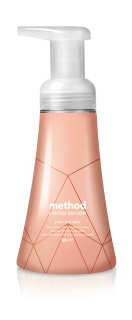 METHOD pěnové mýdlo Rose Gold, 300ml