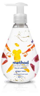 METHOD gelové mýdlo Ginger Twist, 354ml