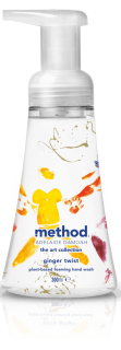 METHOD pěnové mýdlo Ginger Twist, 300ml