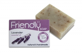 FRIENDLY SOAP mýdlo levandule 95g