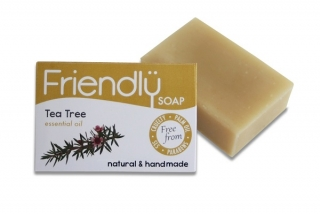 FRIENDLY SOAP mýdlo tea tree 95g