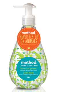 METHOD mýdlo Botanical garden 350ml